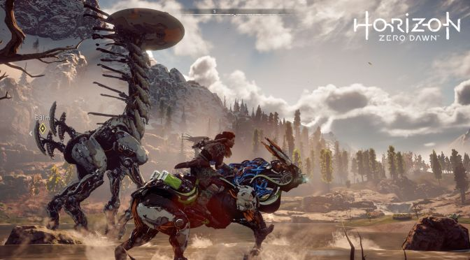 Explore the World of Horizon Zero Dawn in New Video