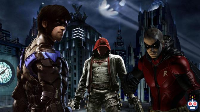 New Batman: Arkham Knight Statue Announced, Looks Like Dick