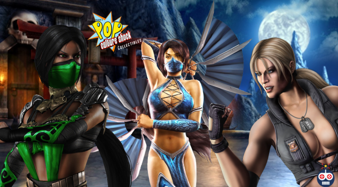 Beautiful New Mortal Kombat Statue Is Simply To Die For
