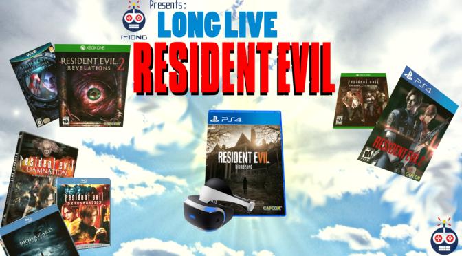 Long Live Resident Evil