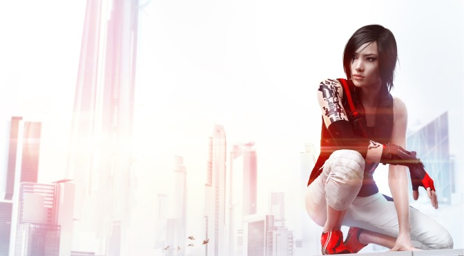 Gotta Have Faith- Mirror's Edge Titles Join EA Access Vault Next Week