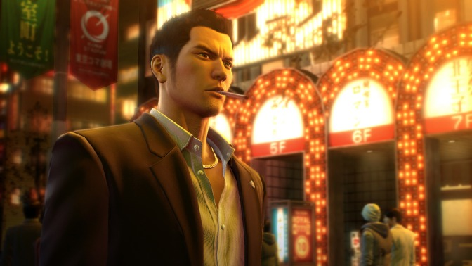 Yakuza Zero Trailer Celebrates 80s Nightlife