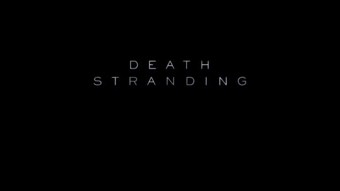 New Death Stranding Trailer