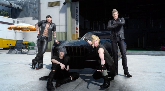 Final Fantasy XV and the power of friendship