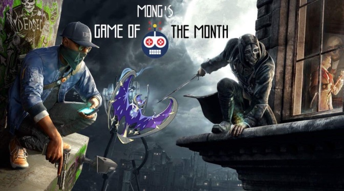 MONG Game Of The Month – November