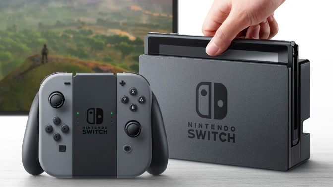 Nintendo Switch Presentation Date & Time Finalized