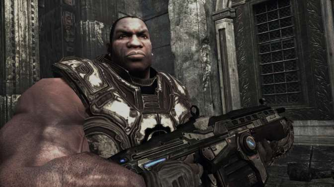 Footballer Lenwood Hamilton Suing over Gears of War Character