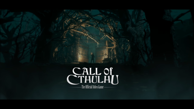 New Call of Cthulhu Trailer