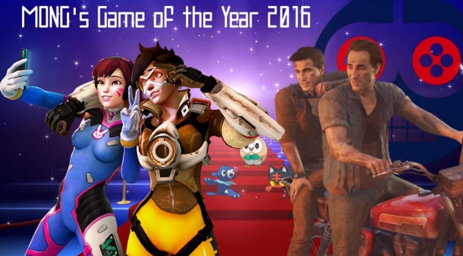MONG's Game of the Year 2016