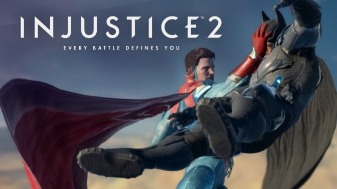 Injustice 2 Release Date Confirmed for May