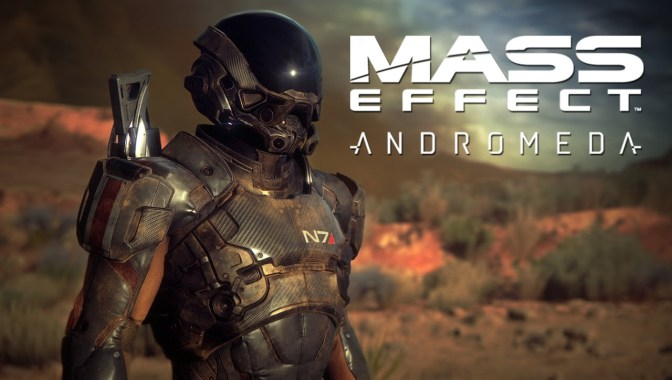 Mass Effect: Andromeda Release Date Revealed