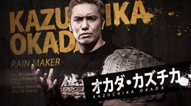 NJPW Exits Squared Circle, Enters Tekken 7 Fighting Arena For Cross-Promotion