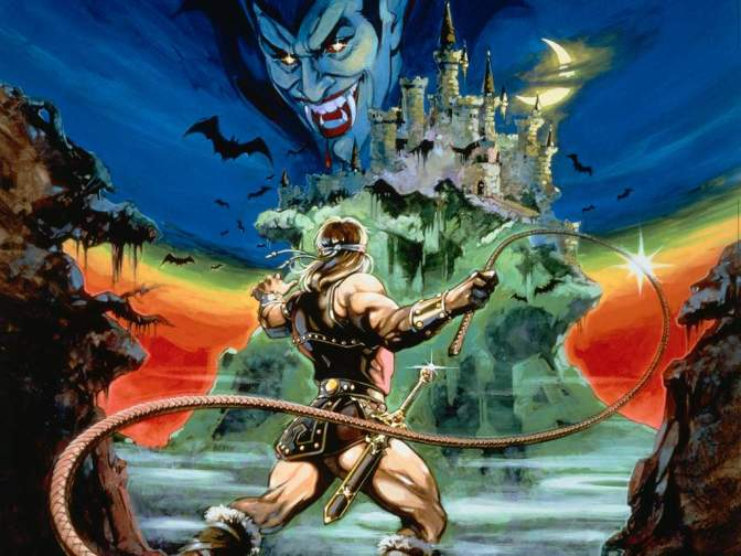 Poster for Netflix Animated Castlevania Series Revealed