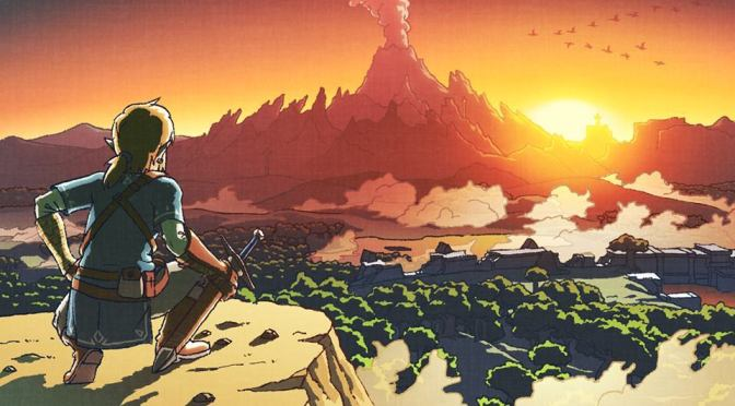 Does Nintendo Switch seem rushed? Blame Breath of the Wild