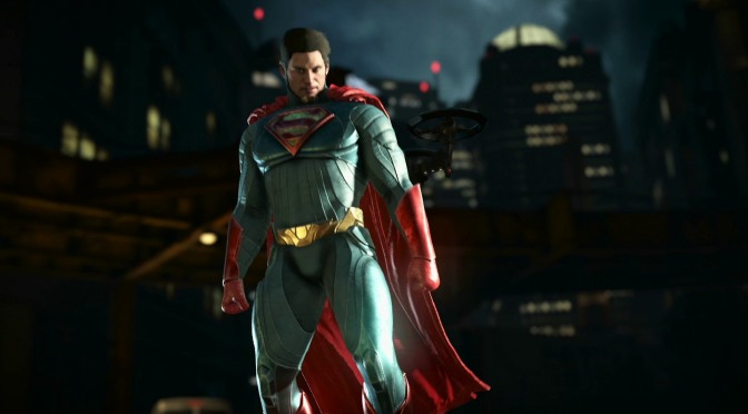 Injustice 2 Trailer Focuses on Shattered Alliances Among DC's Heroes