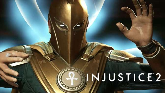 Did Someone Call a Doctor? Injustice 2 Welcomes Doctor Fate