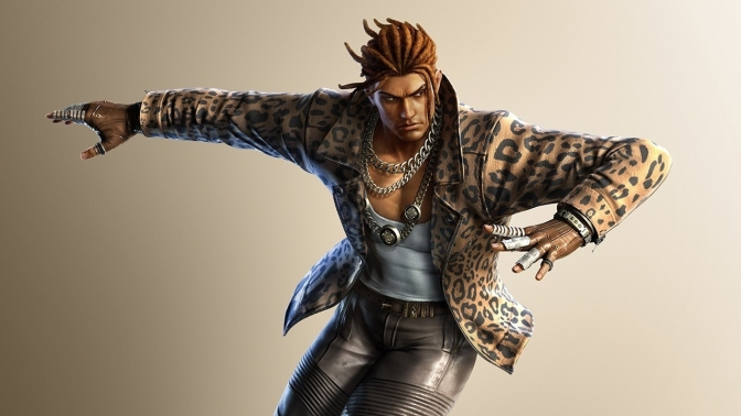 Eddy Gordo Returns For Tekken 7
