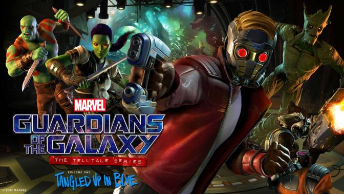 Telltale Brings Guardians of the Galaxy to Gamers in April