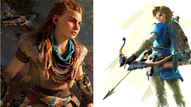 Horizon: Zero Dawn beats The Legend of Zelda: Breath of the Wild in 1st week launch sales