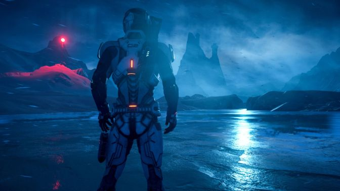 Mass Effect: Andromeda Launch Trailer Sets Stakes For Humanity's Future