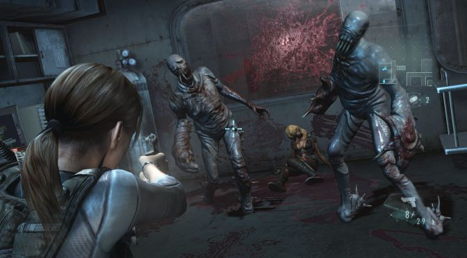 Resident Evil: Revelations Scares Up PlayStation 4 and Xbox One Release