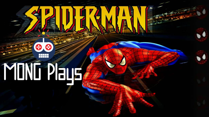 MONG Plays Spider-Man – Episode 1