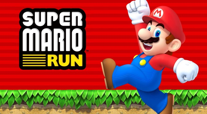 Super Mario Run Races to Android Devices Next Week