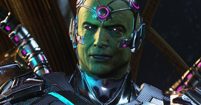 Brainiac Takes Center Stage in Shattered Alliances Part 5 for Injustice 2