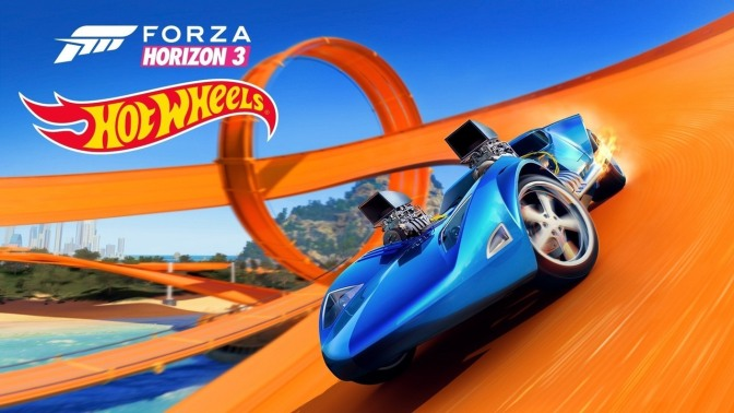 Forza Horizon 3: Hot Wheels Expansion Arrives Next Month