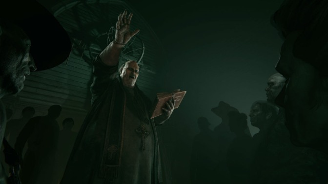 Outlast 2 Delivers Chilling Launch Trailer