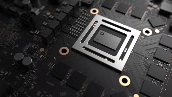 Microsoft to unveil Project Scorpio This Thursday