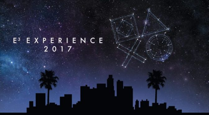 PlayStation E3 Experience 2017: Live in Theaters June 12; Tickets Available 5/30/17