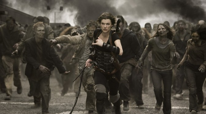 Resident Evil Film Franchise Rises From Grave With Reboot Plans