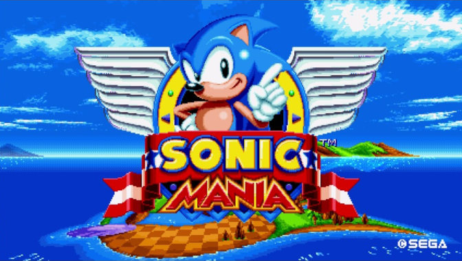 Watch Sonic Come to Life in New Sonic Mania Trailer