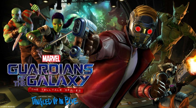 Telltale's Guardians of the Galaxy: Episode 1 Review