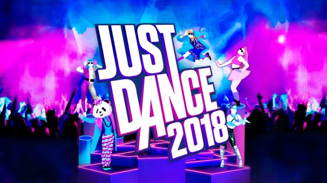 Just Dance 2018 Announced for Wii (And Other Platforms)