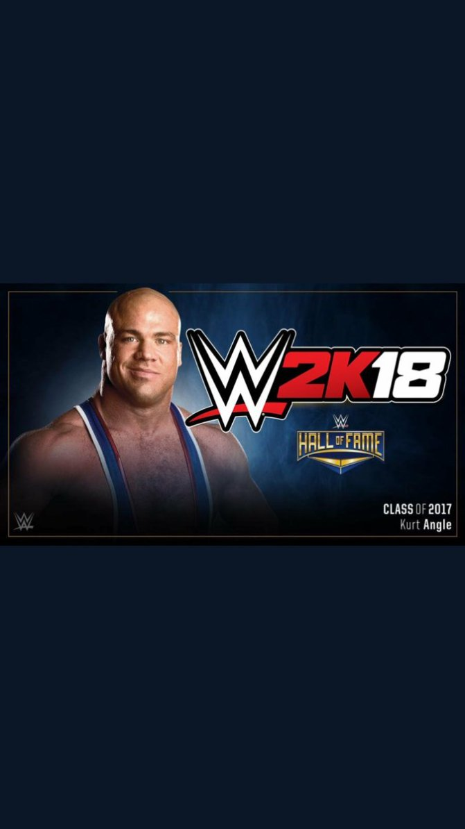 Kurt Angle is Heading to WWE 2K18 as Pre-Order Bonus