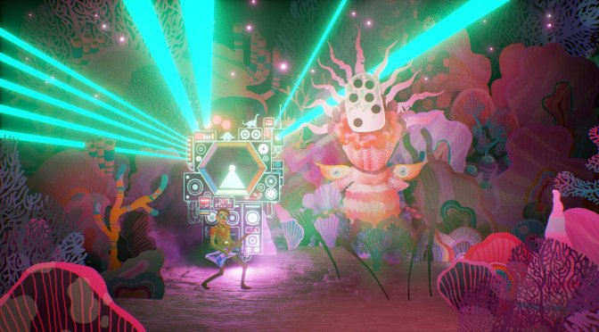 The Artful Escape Brings Psychedelic Visuals and Rock Music to Xbox One