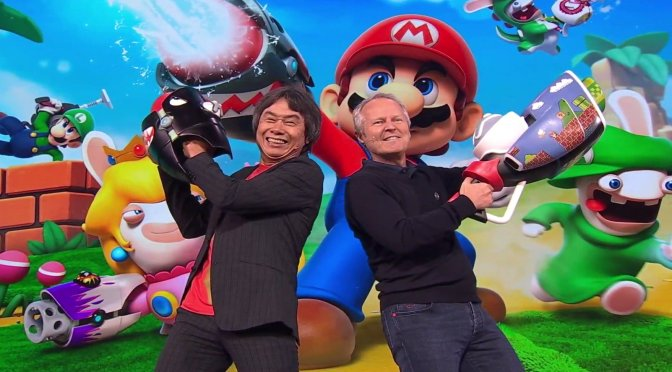 Mario + Rabbids Kingdom Battle Officially Announced, Releases in August