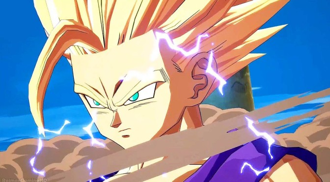 Dragon Ball FighterZ Powers Up 2D Fighting Action