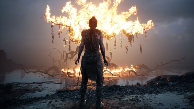 Latest Hellblade Trailer Depicts World Shaped by Senua's Nightmares