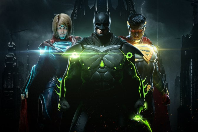 The ELeague Brings Injustice 2 World Championship to TBS