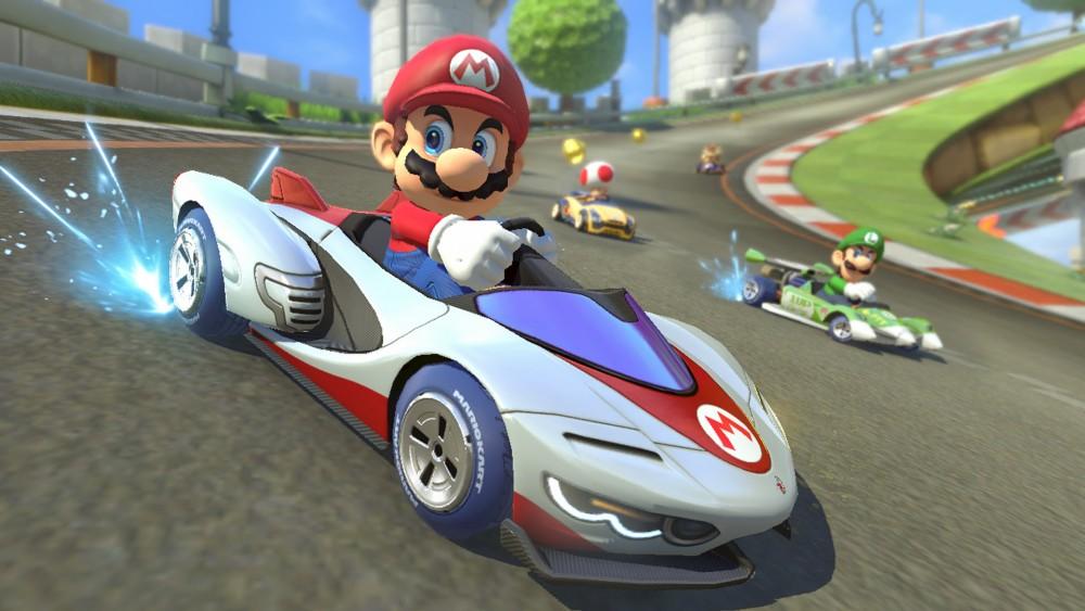 Mario kart speed dating