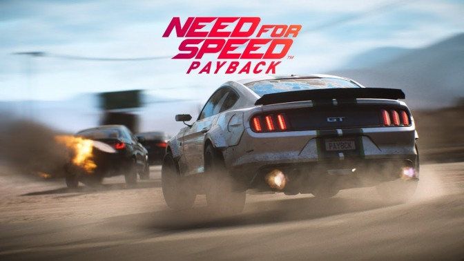 Need For Speed: Payback out on November 10, 2017