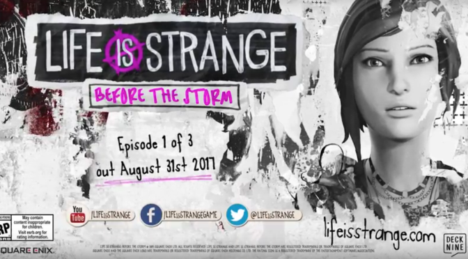 Life is Strange Prequel Announced, Premieres This Summer