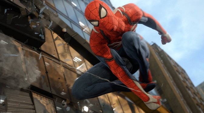 Marvel's Spider-Man Swings to PS4 in 2018