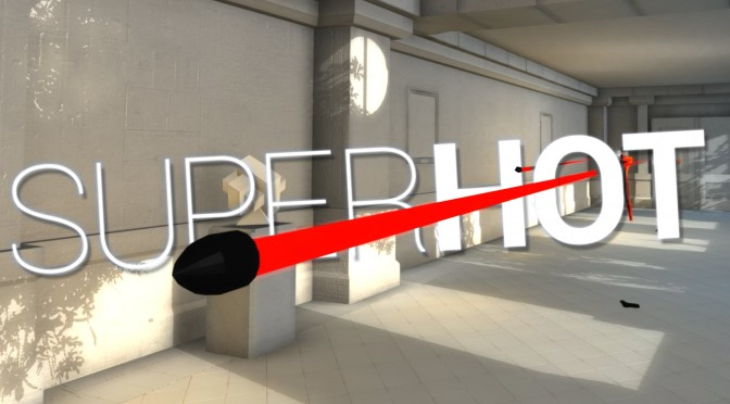 Superhot Ready to Heat Up PS4 and PSVR