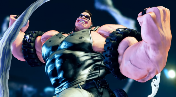 Abigail is Latest Season 2 Character Revealed for Street Fighter V