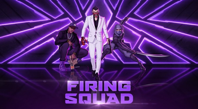 Agents of Mayhem Introduces the Firing Squad