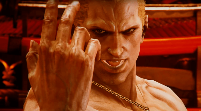 Geese Howard Comes to Tekken 7 This Winter